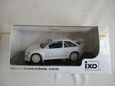Miniature Ford Escort RS Cosworth blanche 1994 1/43 IXO MDCS 025