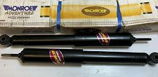 Holden Barina XC 01-06 Rear Shock Absorbers Monroe E1300 331008mm New Old Stock