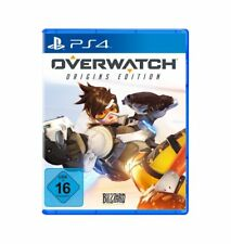 Overwatch - origins édition PS4 Playstation 4 NEUF + EMBALLAGE ORIGINAL