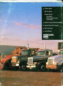 Racor Catalogue for filter systems, fuel heaters, etc.