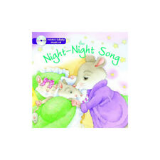 LANDOLL* 16 Page THE NIGHT NIGHT SONG Children's Book INCLUDES LULLABY MUSIC CD