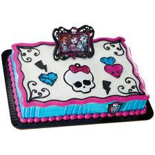 Monster High Cake Topper Birthday Kids Children Party Decoration
