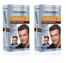 L'Oréal Men Expert Excell 5 Coloration Homme Sans Ammoniaque  Châtain Profond Na