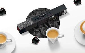Nespresso- Ristretto Italiano Decaffeinato- 3 (three) Sleeves- 30 Total Pods.