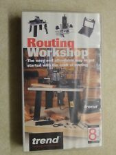 'Routing Workshop' VHS Video Cassette
