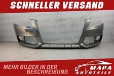 Audi A4 8K Bj. 2008-2011 Stoßstange Vorne (ohne SRA und PDC) Orig. Versand N5797