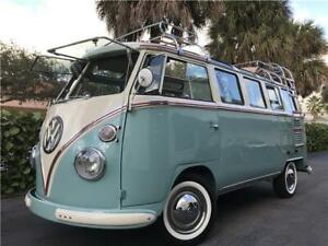 1966 Volkswagen Bus/Vanagon DELUXE SAMBA