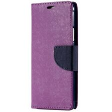 Samsung Galaxy A8 (2018) Wallet Stand Leather Flip Credit Card Slots Case Cover
