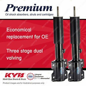 2 x Front KYB PREMIUM Strut Shock Absorbers for FORD Transit VF VG RWD All 94-00