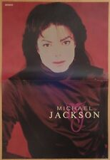 Michael Jackson / Mark Owen poster from Bravo Magazine Dangerous History