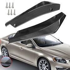 Side Skirts Car 2 Pcs Pp Plastic Shovel Rocker Splitters Protector