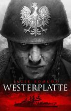 Westerplatte -  Komuda Jacek -  POLISH BOOK - POLSKA KSIĄŻKA