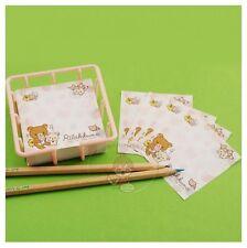 San-X Rilakkuma 35 Sheets Loose Memo Pad #A