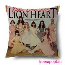 GIRLS GENERATION SONE SNSD LION HEART pillow cushions  KPOP NEW