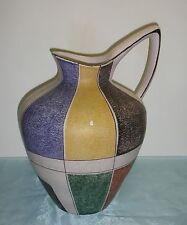 BODENVASE VASE ES-Keramik, Entwurf Hans Kraemer  VINTAGE 50er JAHRE, Sehr selten