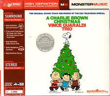 VINCE GUARALDI TRIO: A CHARLIE BROWN CHRISTMAS - THX/DTS/HD SUPERDISC (DVD + CD)