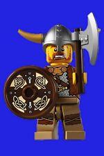 New Lego Minifigures Series 4 8804 Viking