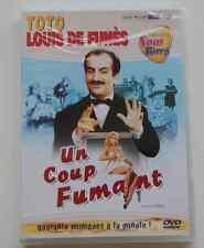 DVD NEUF comédie UN COUP FUMANT L de Funès Funes Toto comique Italien TOUT NEUF