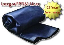 10 x 10 Integra EPDM Pond Liner w/ 25 yr warranty
