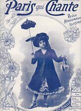 Paris qui chante, n°74 du 19/06/1904 / Nini Bonjour