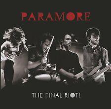 CD / Album - Paramore - The Final Riot ! - 2008