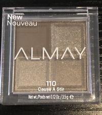 ALMAY Eyeshadow Quad 110 Cause A Stir New Sealed