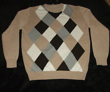 TAG PULLOVER 100% LAINE TAILLE XL