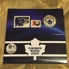 NHL ® Coin and Stamp Gift Set - Toronto Maple Leafs ® (2014)