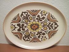 "Vintage Denby-Langley 13"" Platter in Canterbury Pattern**Gorgeous!"