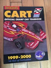 AUTOCOURSE Cart Official Yearbook: 1999-2000 par Hazleton édition (cartonnée,...