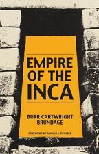 Empire of the Inca (Civilization of the American Indian Series)