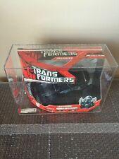 2007 Hasbro Transformers :Movie IRONHIDE Voyager Class Stunning AFA 85/85/90 WOW