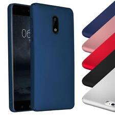 Hard Case for Nokia Protection Cover Metallic matt colors Bumper TPU