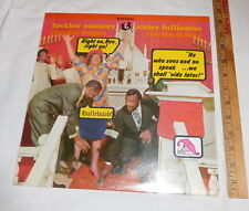 vintage New  Brother Eatmore & sister Fullbosom LP Record Sealed Laff A147