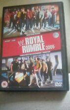 WWE - Royal Rumble 2005 (DVD, 2005)
