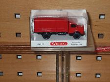 Wiking Fahrzeugmarke MB Auto-& Verkehrsmodelle mit Feuerwehr-Fahrzeugtyp