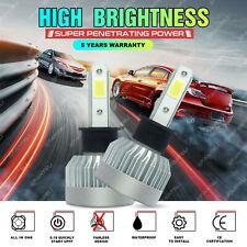 H3 1700W 255000LM Car Fanless LED Headlight Bulb Conversion CREE Kit 6000K White