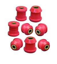 92-95 Honda Civic EG Front Upper & Lower Control Arm Bushing Kit Prothane 8-203