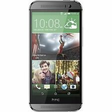 HTC Grey Mobile Phone