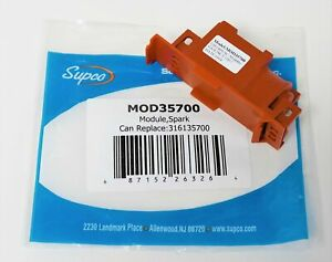 Supco MOD35700 for Electrolux Frigidaire 5304518635 316135700 Oven Spark Module