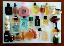 Miniatura profumo- Lot 25 miniature - vintage