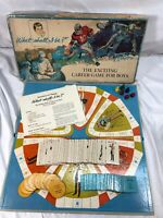 What Shall I be? Boys board game. 1968 1st Edition game is complete!!