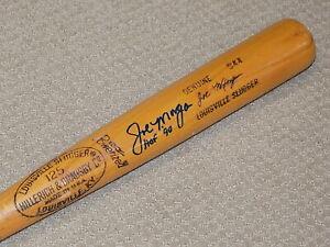 Joe Morgan H&B Game Used Signed Bat Cincinnati Reds HOF PSA