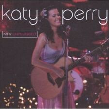 Katy PERRY-MTV Unplugged CD + DVD 22 tracks Classic Soft Rock/Pop Rock Nuovo