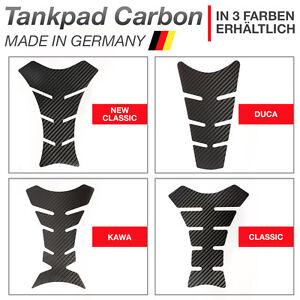 Tankpad Carbon Design S Kawasaki ZX6 ZX7 ZX10 ZX12 R RR