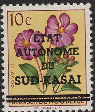 Flowers Single Belgian & Colonies Stamps