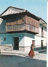 Typical House Ayacucho Peru Postcard Unused VGC
