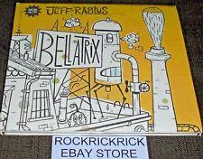 JEFF RAGLUS - BELLATRIX -12 TRACK CD- (HEAD087) DIGIPAK