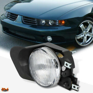 For 02-03 Mitsubishi Galant OE Style Front Bumper Driving Fog Light/Lamp Left