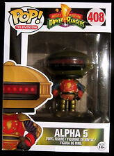 POWER RANGERS Alpha 5 - Limited Edition - Vinyl Figur - Funko Pop!